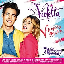 Violetta V Lovers 4ever [2 CD] DISNEY MUSIC