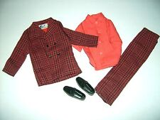VIP Scene #1473 Ken doll clothes 1970 mod Fashions Best Buy outfit Vtg Barbie
