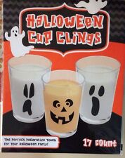 Halloween Cup Clings ~ Fun Touches for your Halloween Party!