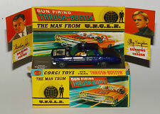 Corgi Toys 497 - The Man From U.N.C.L.E. in professioneller Reprobox