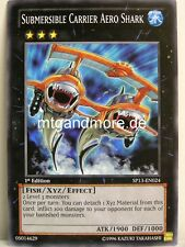 Yu-Gi-Oh - 1x Submersible Carrier Aero Shark - SP13 - Star Pack 2013