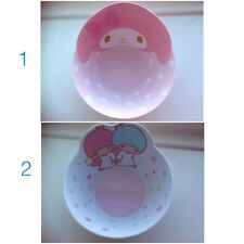 My Melody/ Little Twin Stars Melamine Rice,Salad Bowl or Bowl of soup For Kids