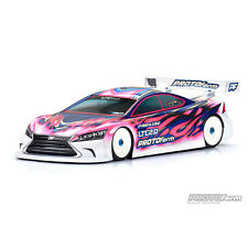 Protoform LTC 2.0 Touring Car Clear Body Shell - 190mm - PL1547-30