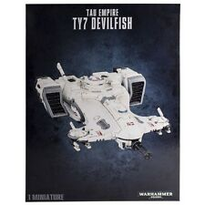 Tau Empire TY7 Devilfish. 15% off rrp. Warhammer 40k. Games Workshop