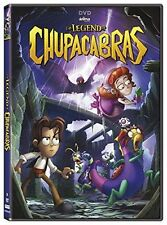La Leyenda del Chupacabras (DVD, 2017 ANIMATION*COMEDY PREORDER 3/7 THE LEGEND