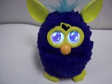 Furby Electronic Purple Yellow 2012 Starry Night Works Great New Batteries
