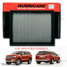 Hurricane Air Filter Stainless Steel For Ford Everest 2.2 3.2 4x2 4x4 2016 2017