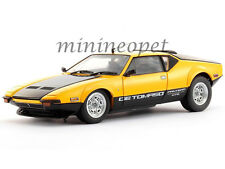 KYOSHO 08852 DE TOMASO PANTERA GTS 1/18 DIECAST MODEL CAR YELLOW