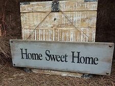 """Large Rustic Wood Sign - """"Home Sweet Home"""" - Fixer Upper, HGTV"""