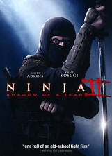 Ninja II: Shadow of a Tear DVD Scott Adkins Kane Kosugi Old School Fight Film