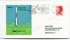 1984 Ariane 3 MBB-ERNO Lanceur Europe CNES ESA Kourou Guyane Bremen SPACE
