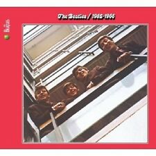 "THE BEATLES ""1962 - 1966 (RED ALBUM)"" 2 CD NEU"