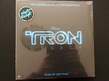 TRON Legacy Vinyl Soundtrack 2LP Disney Sealed New