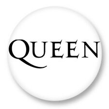 Pin Button Badge Ø38mm Rock'n'Roll Queen Freddy Mercury