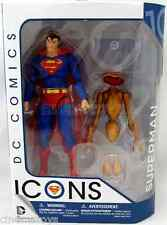 Superman The Man of Steel DC Comics ICONS n. 10 Collectible Action Figure