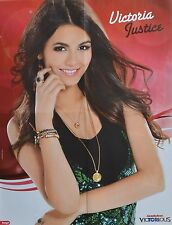VICTORIA JUSTICE - A2 Poster (XL - 42 x 55 cm) - Victorious Clippings Sammlung
