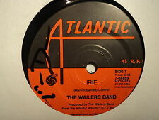 "Wailers Band ""Irie"" Great BOB MARLEY Oz 7"""