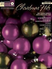 Pro Vocal Songbook: Christmas Hits, Women's Edition Volume 39 (CD + Paperback)