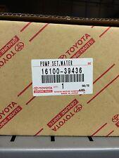 Genuine Lexus  IS250,GS300#3 Water Pump 16100-39436