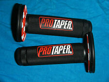 7/8 inch PRO TAPER HANDLE BAR MX GRIP SET 50 70 80 100 150 250 350 450 500 60 75