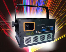 1000mW RGB ILDA DMX512 American Club DJ Party Laser stage lighting Full Color