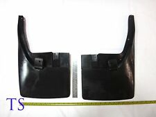 PAIR REAR MUD FLAP SPLASH GUARD FOR NISSAN FRONTIER NAVARA D40 4WD 4X4 2005-2014