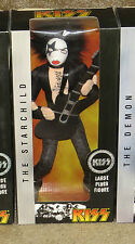 "KISS LARGE 15"" PLUSH FIGURE SEALED IN BOX - PAUL STANLEY"