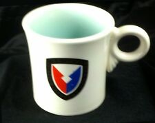 FIESTA Vintage 1950's Advertising Mug U.S. Army Aviation Systems Command Ring