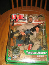 Hasbro GI Joe 12 Inch Tactical Advisor Action Figure Toy  2003