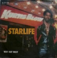 "7"" 1981 PARTY KULT MINT- ! KURTIS BLOW : Starlife"