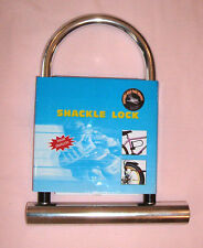 2 x ultra forte u lock-bicycle-motorcycle-hight sécurité, de nombreux uses-180mmx245mm