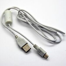 USB Data Cable Cord for Canon PowerShot S300 S330 S400 S410 S500 SX700 HS TX1