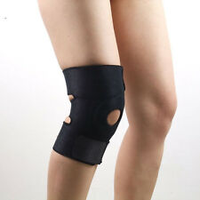 Neoprene Patella Knee Sleeve Support Brace Protector Open For Mountain Climbing