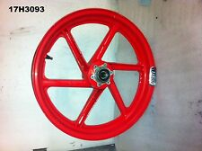 HONDA NSR 250 MC21 1992 FRONT WHEEL GENUINE OEM PAINT CHIPS ONLY  17H3093