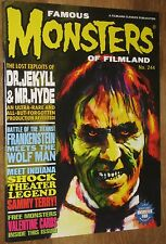 FAMOUS MONSTERS #244  hard to find issue !    Near mint .