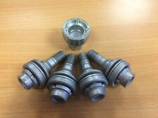 Genuine Peugeot Locking Alloy Wheelnuts Wheel Nuts Bolts Peugeot 5008 All Models