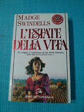 ROMANZO CONTEMPORANEO: L'ESTATE DELLA VITA di MADGE SWINDELLS - SPERLING