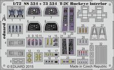Eduard Zoom SS534 1/72 T-2C Buckeye Wolfpack