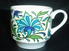 Midwinter Staffordshire SPANISH GARDEN By Jessie Tait Small Coffee Cup