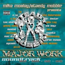 Mike Moseley & Steady Mobbin: Major Work Various Artists MUSIC CD