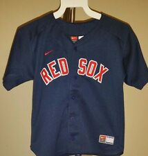 Boston Red Sox MLB Nike Blue David Ortiz #34 Infant size 7 Jersey