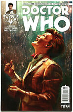DOCTOR WHO #2 A, NM, 11th, Tardis, 2014, Titan, 1st, more DW in store, Sci-fi