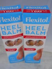 Flexitol Heel Balm 3 oz  each (2 pack bundle) fresh & new items