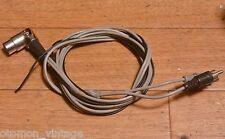 Ortofon 5 DIN tonearm cable for RMG-309, RMA-309, RF-297 vv.v * VG++