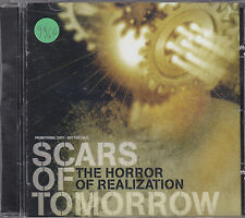 SCARS OF TOMORROW - the horror of realization CD
