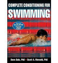 Complete Conditioning for Swimming By Salo, David   New (Mixed Media) BOOK
