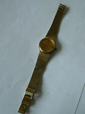 CERTINA old Watch ANCIEN MONTRE alt uhr VINTAGE plaquée OR 6.10v