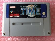 FastPost Illusion of Time (Working Save) SNES Super Nintendo S91