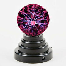 Magic Lighting USB Plasma Ball Light Desktop Sphere Lamp Disco Party Gift
