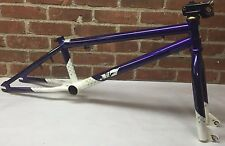 Mirraco No. 7 BMX Frame Fork Stem CrMo ( Eastern Kink Fit Stolen Cult S&M Trek )